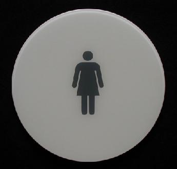 Ladies Restroom